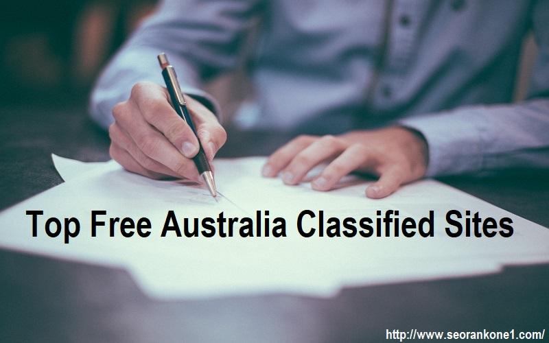 Australia Classified Sites