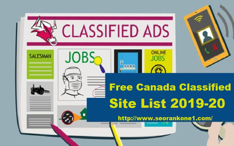Canada Classified Sites