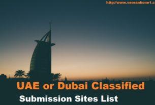 Dubai Classified Sites