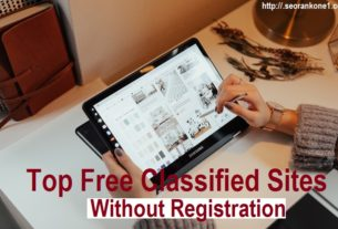 Free ad Posting Sites Without Registration