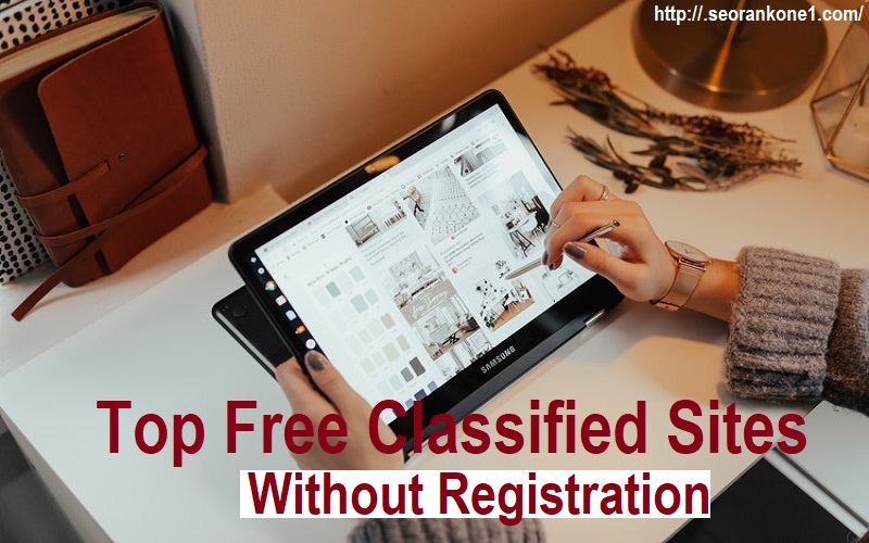 free classified ad posting sites list without registration in uk