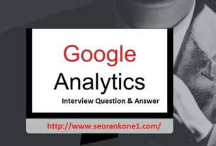 Google Analytics Interview Questions