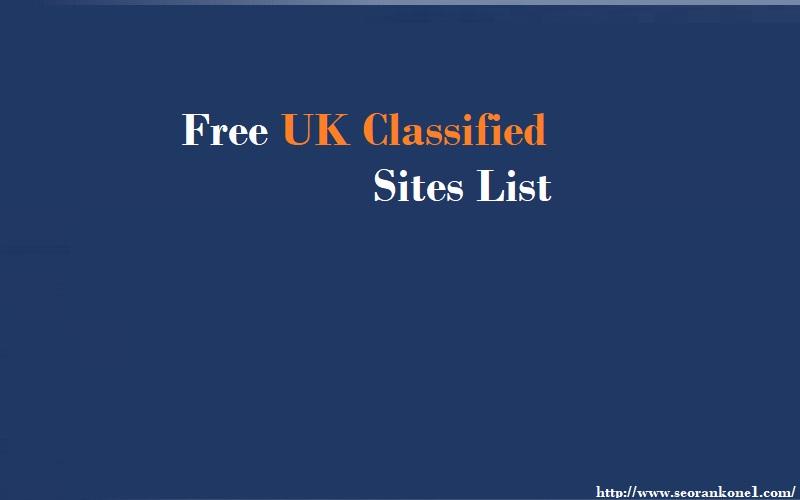 UK Classified Sites