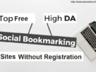 Without Registration Social Bookmarking Websites
