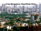 Bangalore Classifieds Sites