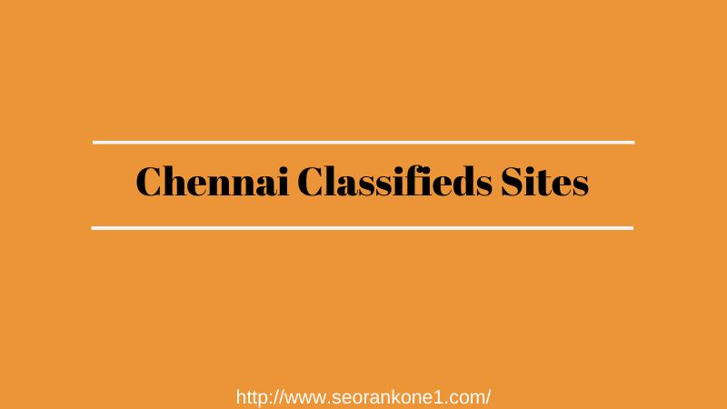 Chennai Classified Sites