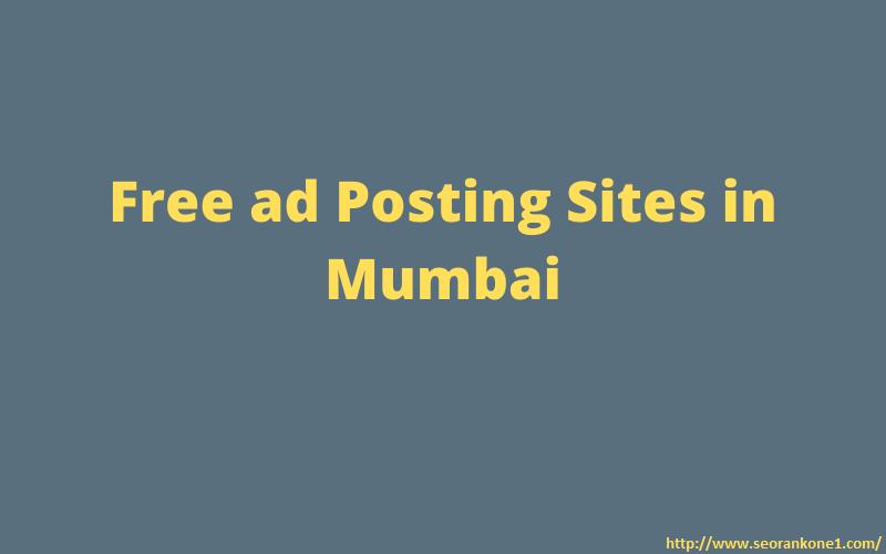 Mumbai Classified Sites