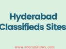 Hyderabad Classifieds Sites
