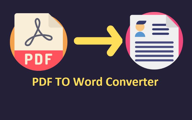 PDF to Word Converter Online