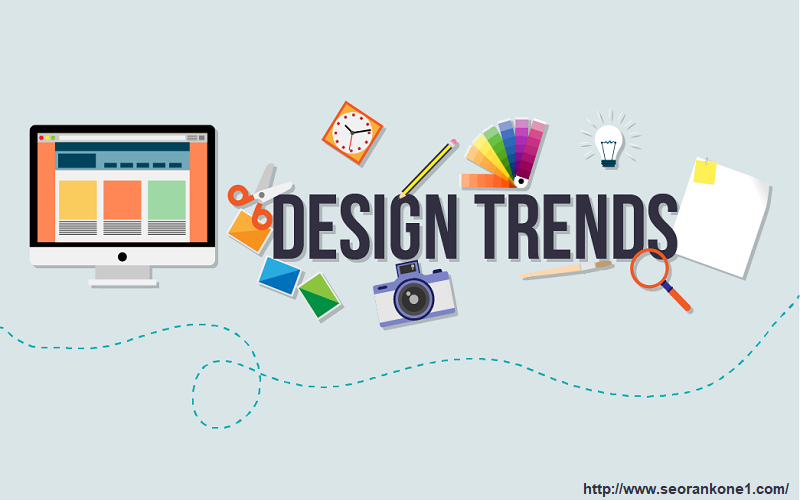 Trends For Designing A Website