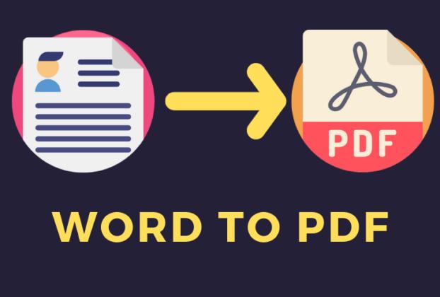 Word to PDF Converter Online