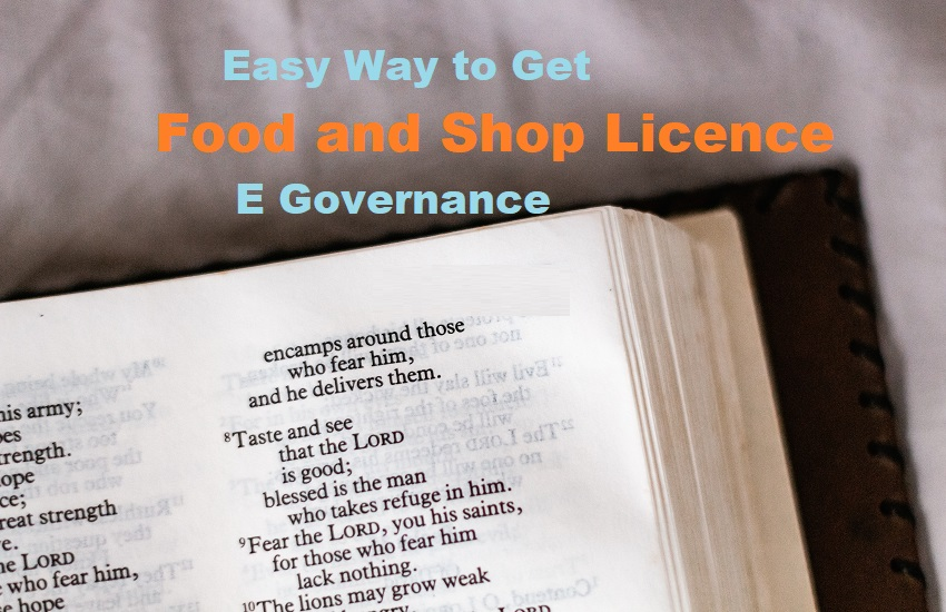 food licence