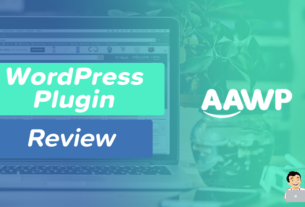 AAWP WordPress Plugin