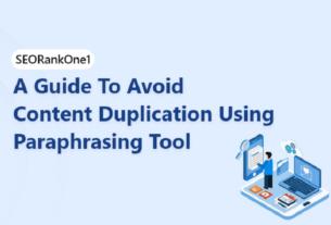 Avoid content duplication