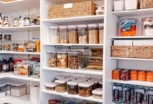 Ways To Store Your Goodies and Save Space